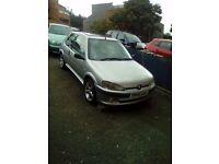 Peugeot 106 quicksilver spares or repair