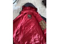 Waterproof Barbour jacket for boys age 10/11
