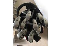 Ping G15 irons 3-SW