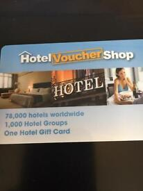 Holiday Gift Voucher for sale (worth £500)