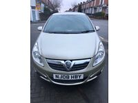 Vauxhall Corsa ECO flex diesel gold 1 owner from new 122 k miles Very good car !!!!!!!!