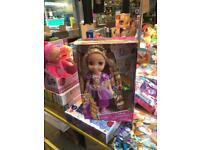 Talking Disney glow & style rapunzel