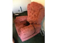 Electric arm chair