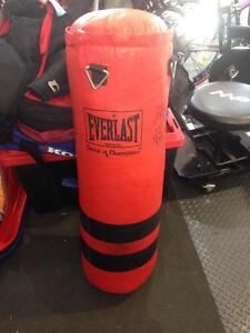 Punching bag 50lbs.