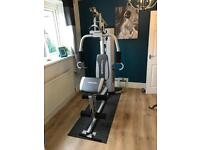 Home gym maximuscle