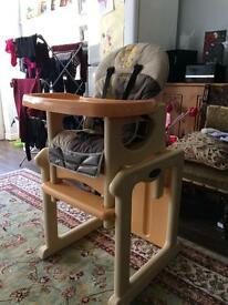 Activa Jané high chair