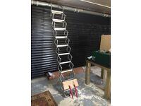 Aluminium Folding Loft Ladders