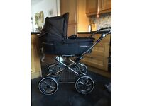 Babystyle prestige travel system in very good condition