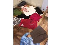 Clothes bundle size 8/ 10