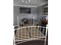 Laura Ashley 6x4 bed frame