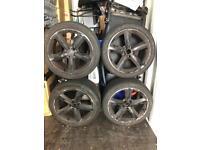 "18"" 5 stud alloys for sale"