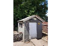 Garden shed FREE