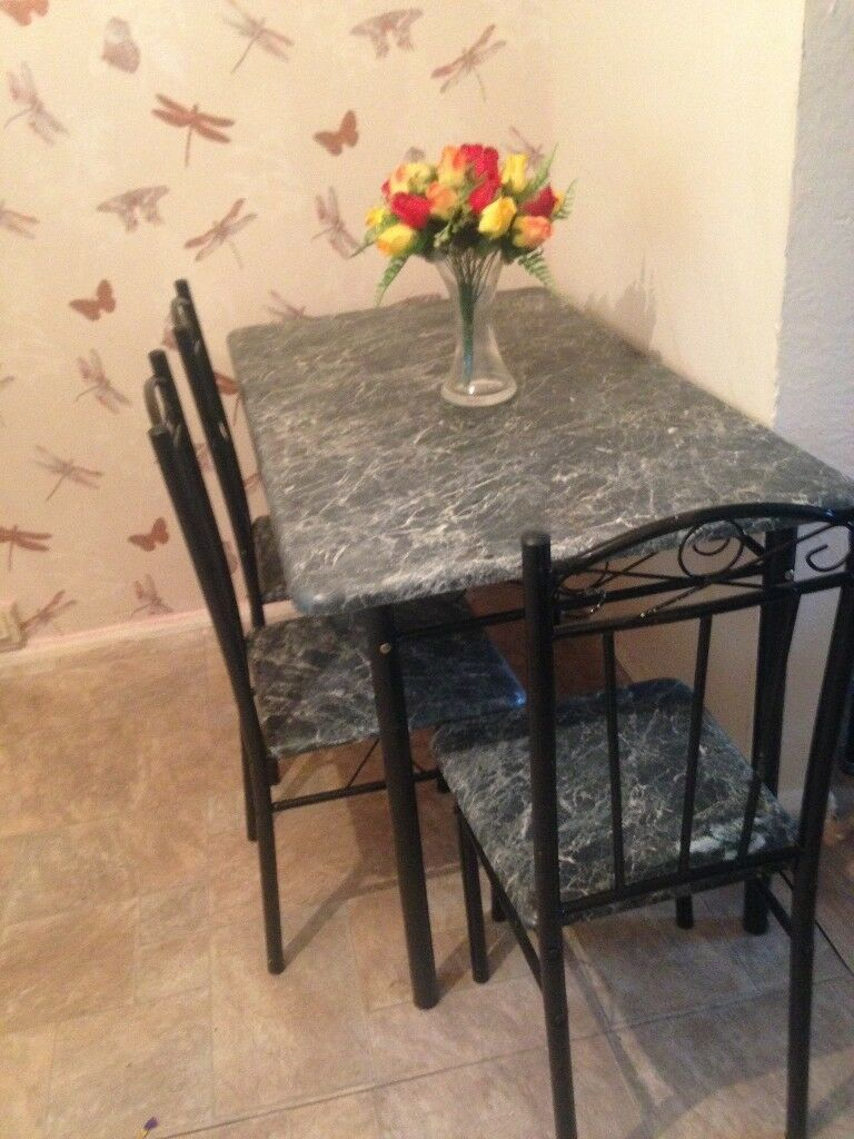 Dining table n chairs set