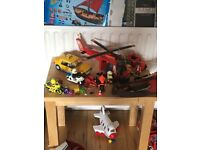 Over £600 worth of Playmobil