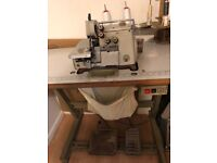 Industrial brother OVERLOCK and RETA sewing machine