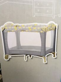 Baby Travel Cot For Sale