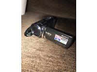 Sony HD Handycam camcorder and camera