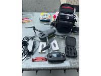 DJI Mavic Pro drone and equipment