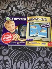 leapfrog leapster l- max