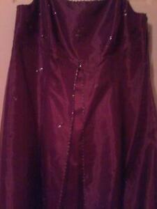 plus size evening gown London Ontario image 2