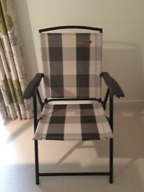2 NEW FOLDABLE CHAIRS