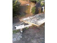 Car trailer project bargain £80