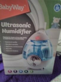 REDUCED,BRAND NEW HUMIDIFIER