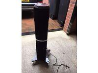 Lenco iPod dock speaker tower
