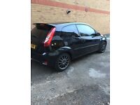 FORD FIESTA ZETEC S FULL YEAR MOT!! LOW MILEAGE!!