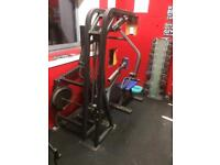 Commercial Seated Row machine