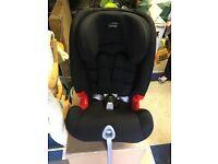 Britax Romer Advansafix III SICT Isofix child car seat Group 1/2/3 (new version 2017)