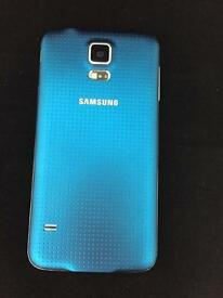 Samsung Galaxy S5 Black/Blue Unlocked 16GB