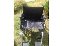 Heavy duty wheel chair 20 inch