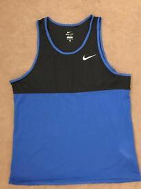 Nike dri fit vest
