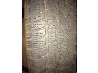 Winter tyres 205 50 17