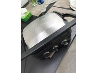 Electric grill, griddle, panini maker