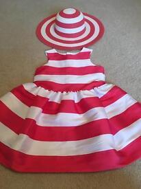 Lily Graufrette designer dress age 6 years