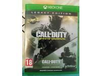 Infinite Warfare Legacy Edition Xbox One