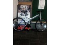 Brand New Condition Challenge Gauntlet Folding Mountain Bike