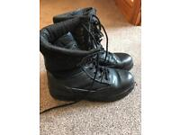 Cadet / Patrol Boots unisex size 8