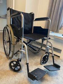 Wheelchair - lightweight, folding