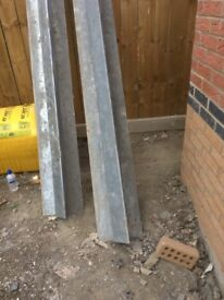 2 steel cavity Linte's 100mm.rem from extension project..