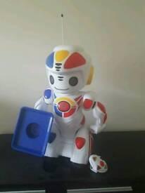 Emiglio robot