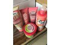 Soap and glory bath and body set