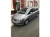 Vauxhall Zafira 7 seater READ ADVERT!!!!