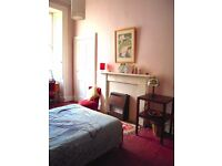 A Delightful Double Room for Short Term (in Newington) / Holiday Rental and Festival Let