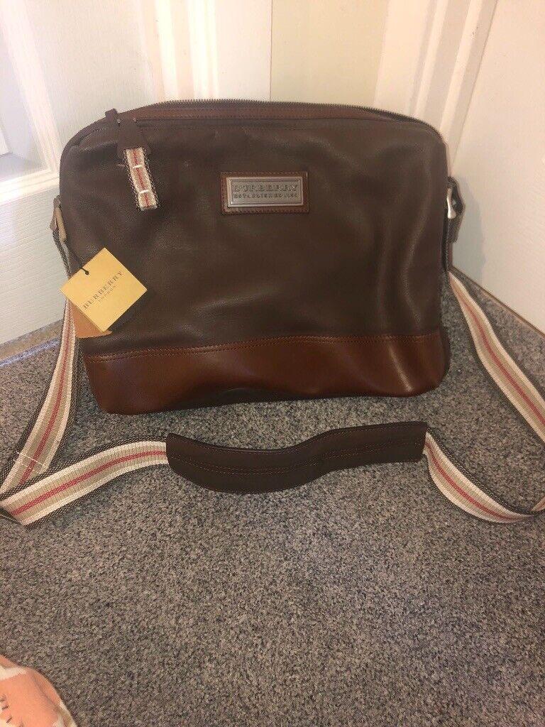 ba969ca731a6 Burberry bag - authentic
