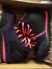 North Face kids shoes 13 UK