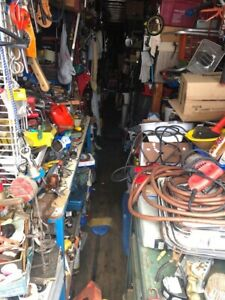 53 foot trailer full of tools and household goods