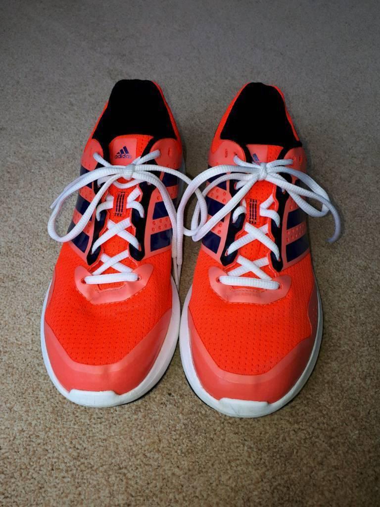 ladies adidas trainers size 7